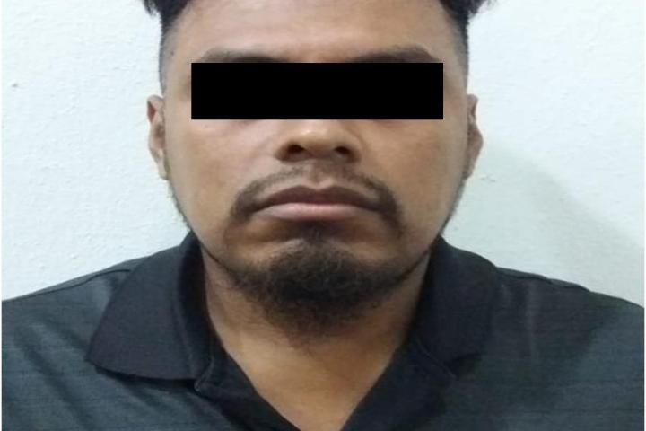 FGE localiza y detiene a vigésimo objetivo prioritario en materia de secuestro en Chiapas