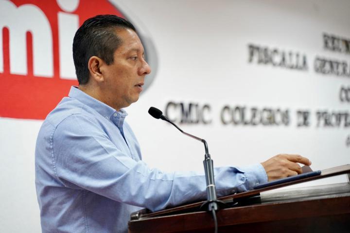 Terminar con la impunidad y la corrupción es primordial en Chiapas: Llaven Abarca