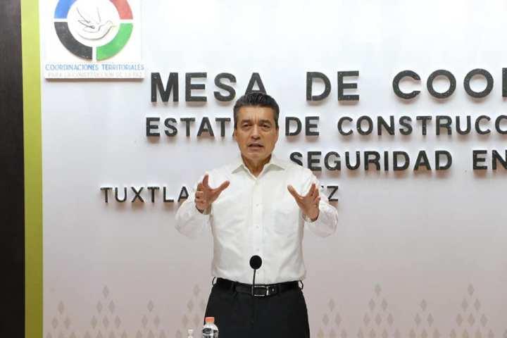 Rutilio Escandón pide mantener actitud responsable para evitar rebrote de COVID-19
