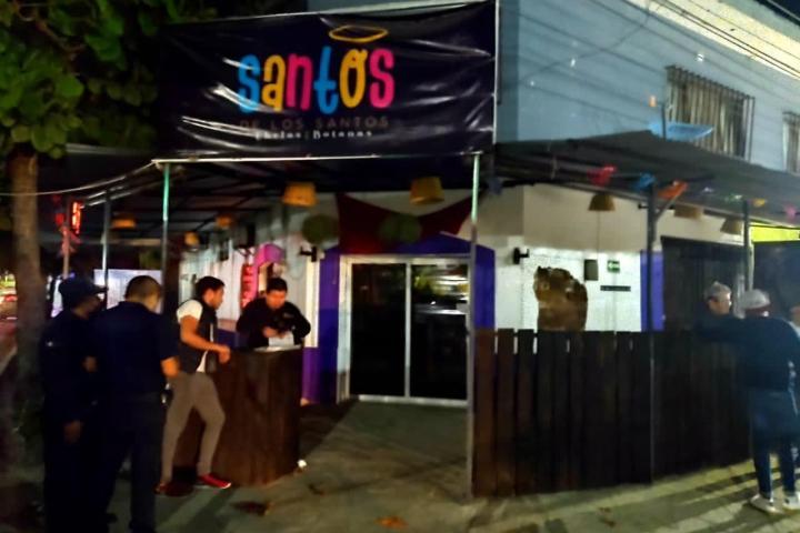 Durante diligencias de cateo, FGE asegura cinco bares en Tuxtla Gutiérrez