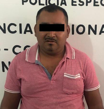 Cumplimenta FGE orden de aprehensión por pederastia en Tonalá