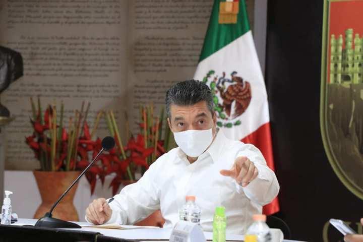 Continúa ayuda y atención a población damnificada por lluvias en Chiapas: Rutilio Escandón