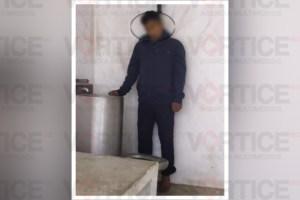 Hallan ahorcado a jovencito en su celda en Chiapa de Corzo