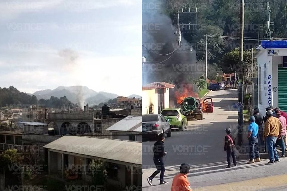 Balacera en San Juan Chamula deja dos muertos