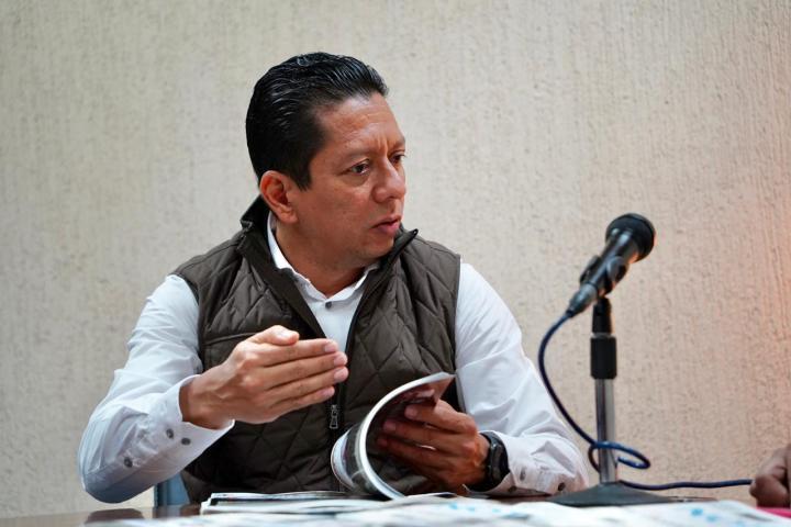 A dos años de trabajo se logró transformar las estrategias de seguridad en Chiapas: Llaven Abarca