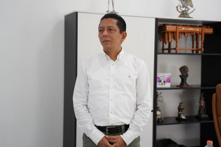 Ciudadanos y policías construiremos un Chiapas en paz: Llaven Abarca
