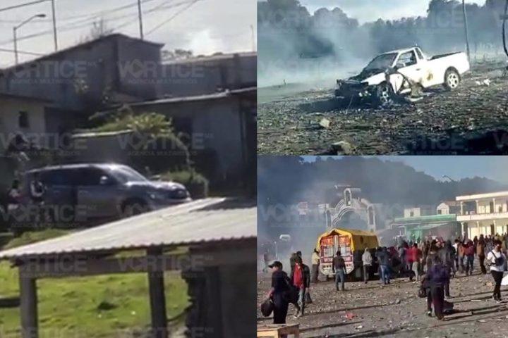 Reportan presunto secuestro del papá del presidente de Chamula