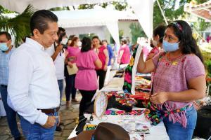 Reactivar la economía de Chiapas debe ser una prioridad de todas y todos: Llaven Abarca