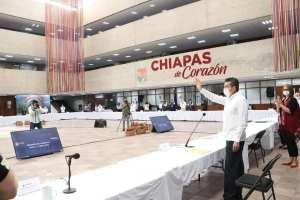 Sin endeudar a Chiapas, se ha hecho frente a dificultades: REC
