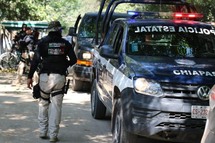 Refuerza SSyPC seguridad en la frontera sur