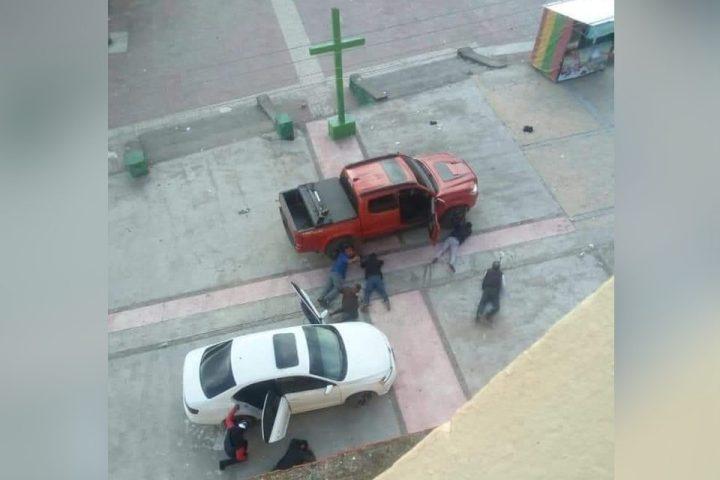 Se desata balacera, ahora en Rincón Chamula; hay varios heridos