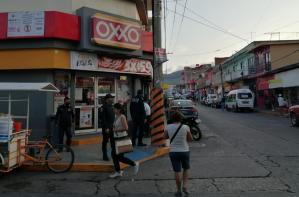 Realiza SSyPC operativos disuasivos en Tuxtla Gutiérrez