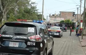 Continúa SSyPC Operativo Disuasivo en Chiapa de Corzo