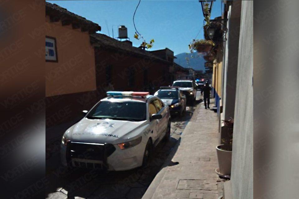 Balacera dentro de un hostal en San Cristóbal deja dos heridos