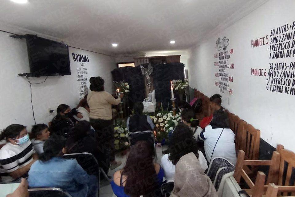 Madre del bebé asesinado sabía de la violencia, asegura madrina