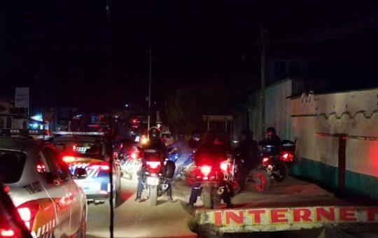 Policía niega heridos en balacera en San Cristóbal; hay al menos uno en el hospital