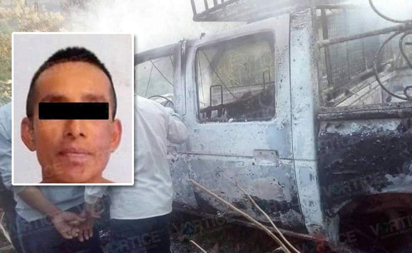 Cae presunto homicida de precandidato de Morena en Chilón