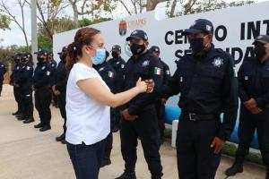 La seguridad y la paz en Chiapas se garantizan trabajando en unidad: SSyPC