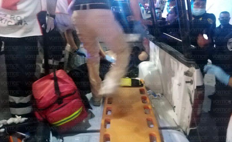 Detienen a presunto agresor de Policía Municipal en la Shanká