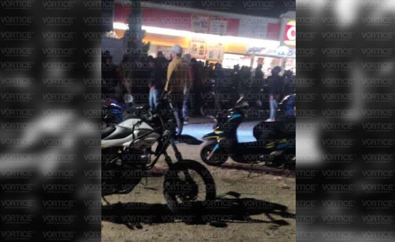 Reportan riña y disparos en San Cristóbal; se prevé enfrentamiento
