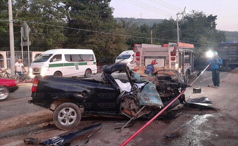 Muere joven durante accidente carretero en la Ribera Las Flechas
