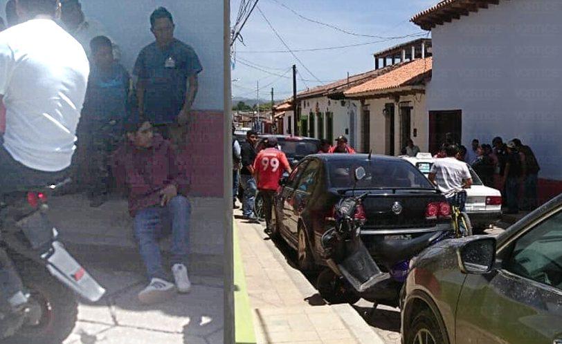 Asaltan a artesanos en San Cristóbal Le despojan de 99 mil pesos