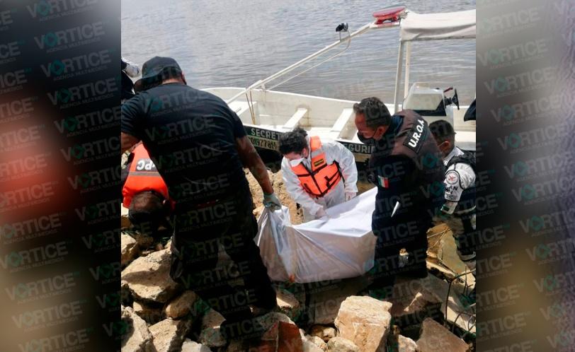Rescatan cadáver del oficial de la Fuerza Aérea arrastrado por lluvias