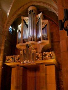 Orgue QUOIRIN de la cathédrale
