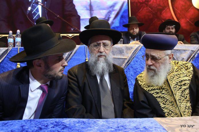 "Rabbi David Yosef, Son of Rabbi Ovadia: ""Close All Shuls Immediately, Even On Yom Kippur"" 1"