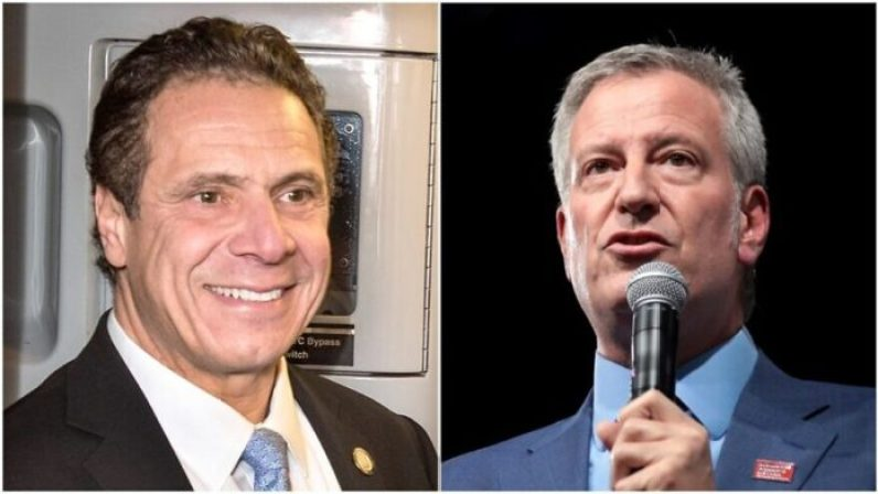 Opinion: Why Are Cuomo And De Blasio Singling Out Orthodox Jews As Covid Scofflaws? 1