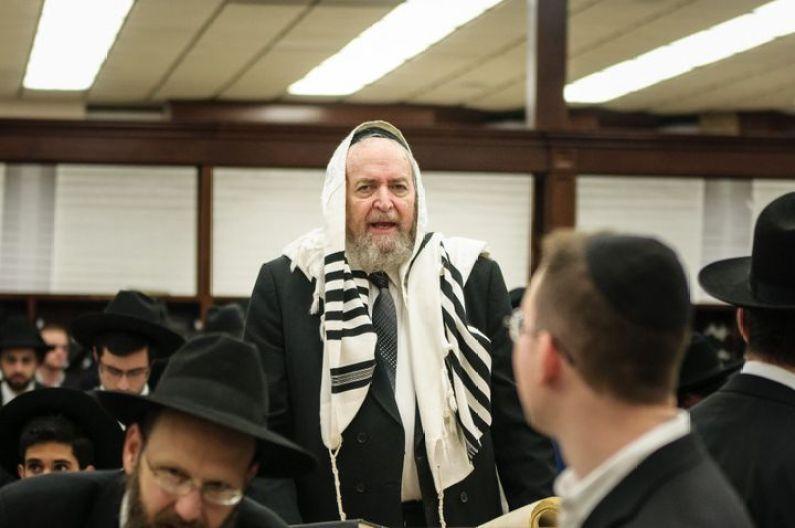 Larger Than Life – Sheloshim Of Rabbi Sheftel Neuberger 13