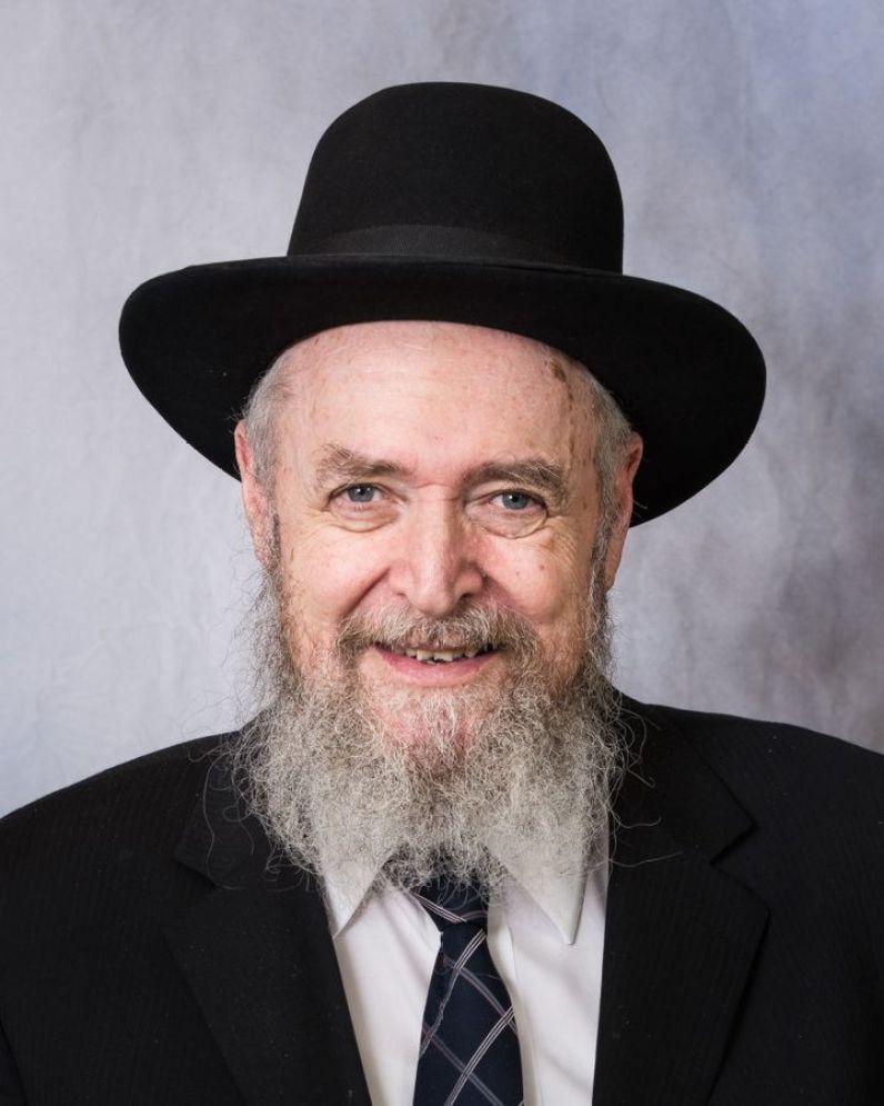 Larger Than Life – Sheloshim Of Rabbi Sheftel Neuberger 16