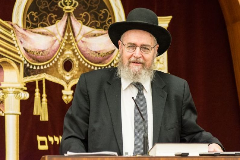 Larger Than Life – Sheloshim Of Rabbi Sheftel Neuberger 17