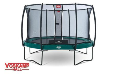 BERG Elite+ Regular Green + Safety Net T-series 2015
