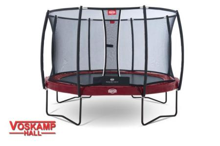 BERG Elite+ Regular Red + Safety Net T-series 2015