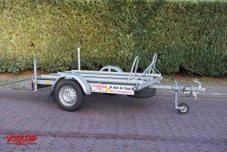 Aanhangwagen verhuur motortrailer