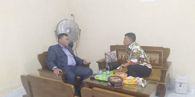Ketua DPRD Sumsel Sambangi Rumah Singgah Muratara