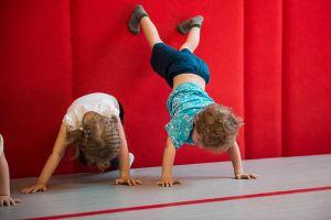 Физическое воспитание ребенка раннего возраста