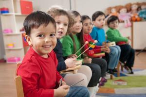 Музыкальное воспитание в детском саду