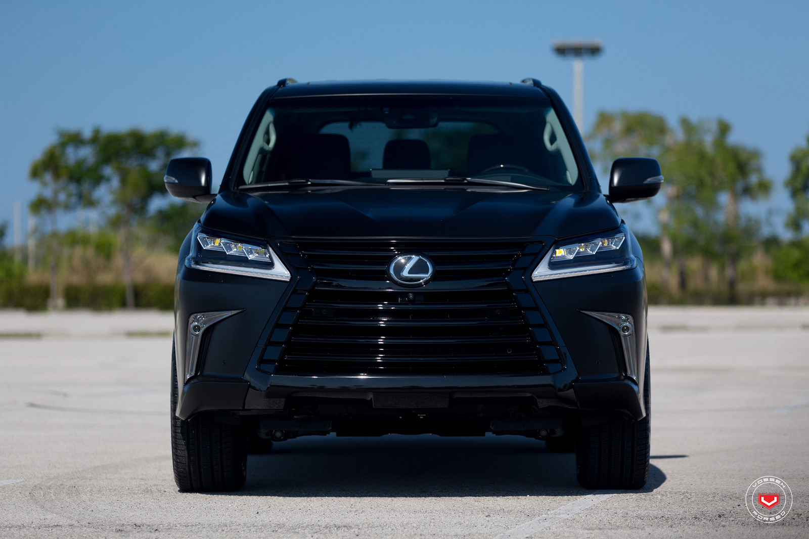 JM Lexus Murders Out The All New Lexus LX