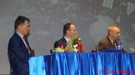 Встреча экипажа 52-53 экспедиции МКС