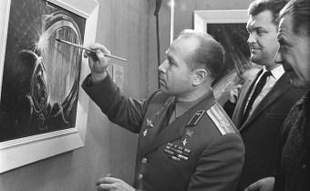 85 лет АЛЕКСЕЮ АРХИПОВИЧУ ЛЕОНОВУ
