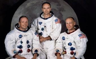 50 лет Лунной миссии «Аполлон-11»