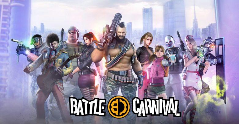 battle carnival wallper