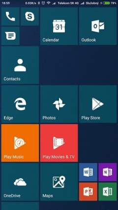 Launcher 10_Windows Mobile na Androide_5