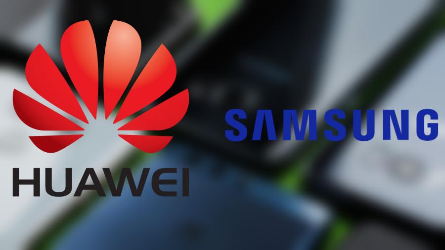 Huawei vs Samsung