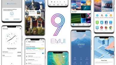 Huawei EMUI 9 aktualizacia