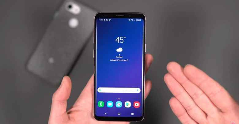 Samsung Galaxy 9 aktualizacia Android Pie a One UI
