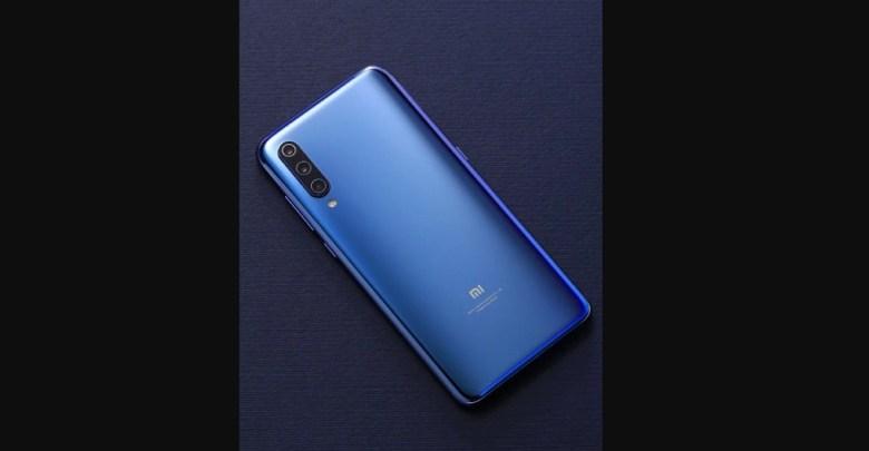 Xiaomi Mi 9 fotka zadnej strany