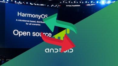 Harmony OS vs Android
